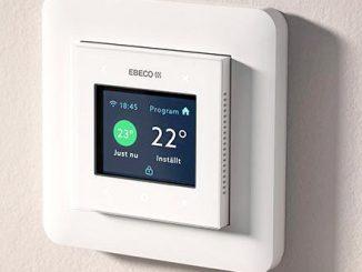 Ebecon WiFi-termostaatti