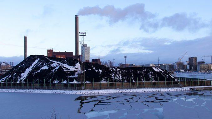 Helsingin keskustan itäpuolella oleva Hanasaaren voimala on päätetty sulkea vuoden 2024 loppuun mennessä.