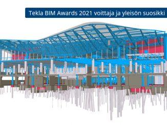 Terminaalilaajennuksen talotekniikka on asennettu pääasiassa alakaton ristikoiden väliin. Kuva Finavia.