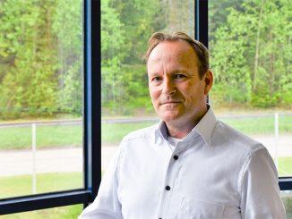 ABB oy:n tuotemarkkinointijohtaja Jami Sorsa.