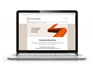 Järjestöjen ensimmäisenä näkyvänä yhteistyönä Talotekniikkaliitolle on laadittu uudet verkkosivut.
